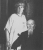 Ο Νίκολας Ρέριχ και η Έλενα Ρέριχ